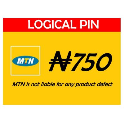 MTN Recharge Card N750