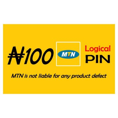MTN Recharge Card ₦100
